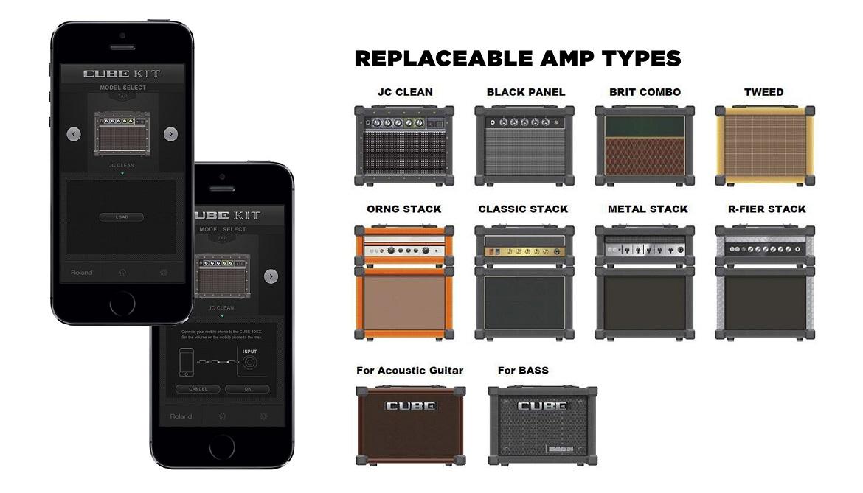 6 lí do nên mua Roland CUBE-10GX Guitar Amplifier 2