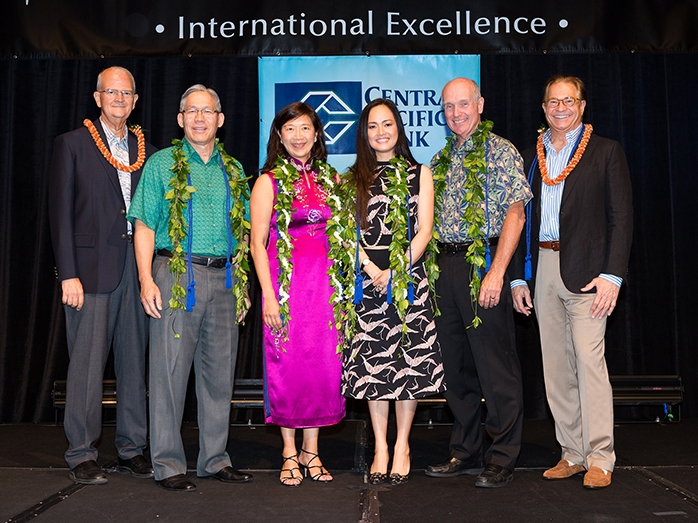 Shidler College of Business Hall of Honor Awards 2016
