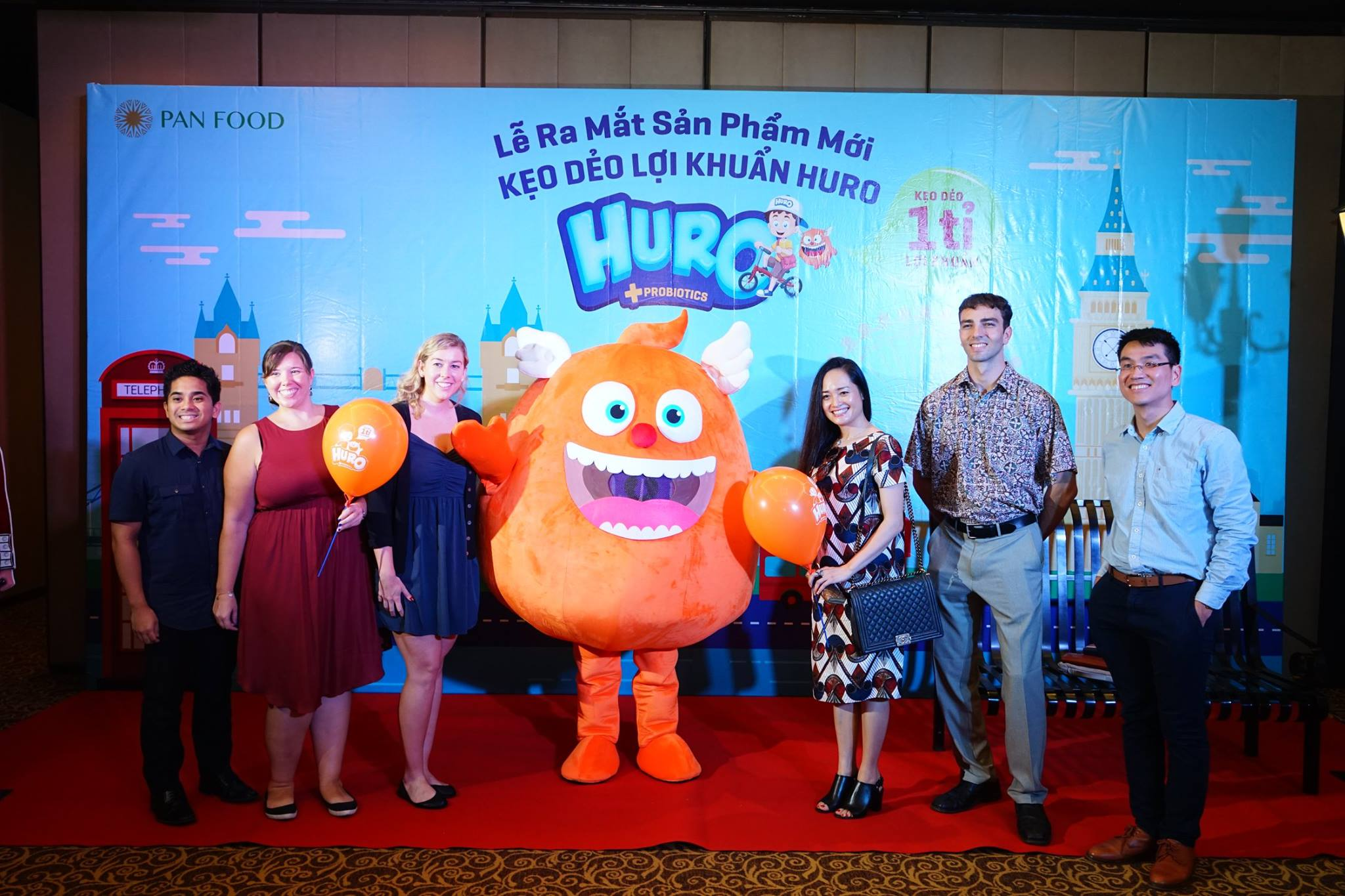 Agriculture: PAN Food launches new product - probiotics gummy HURO in Vietnamese market
