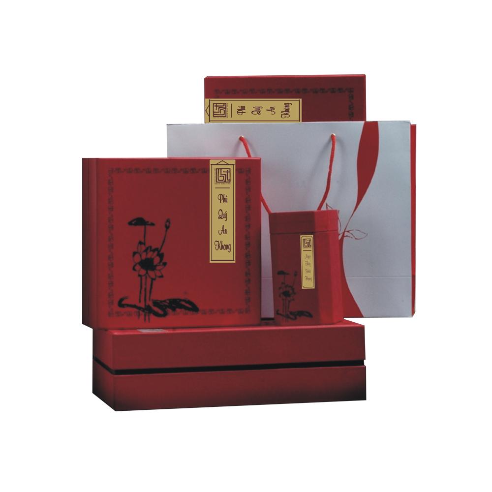 hộp quà biếu phú quý an khang