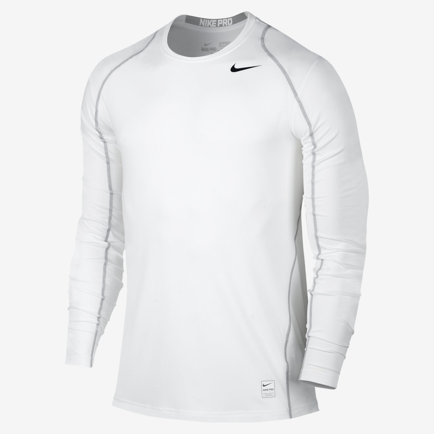 Áo Nike Pro Cool Fitted 703100 100