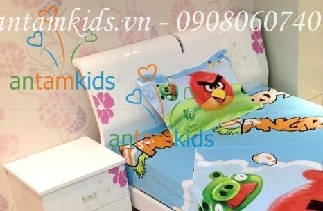 Goi hoat hinh Angry Bird cho be trai be gai - AnTamKids.vn