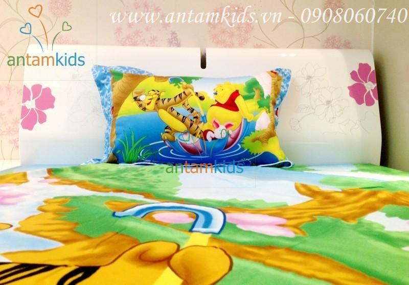 Gối hoạt hình Disney Gấu Pooh & các bạn - AnTamKids.vn