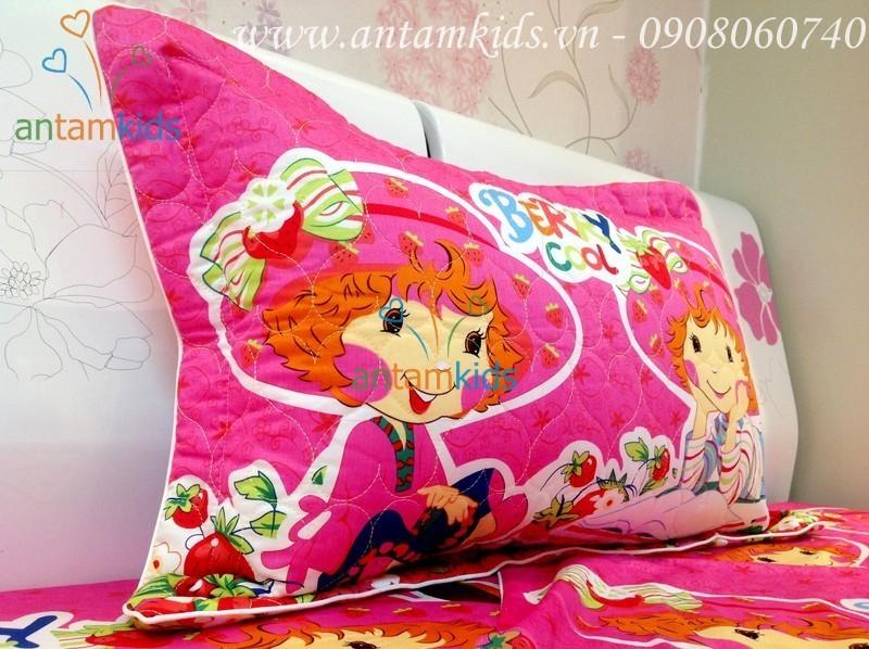 Goi hoat hinh Disney Co be Dau Tay mau hong cho be gai - AnTamKids