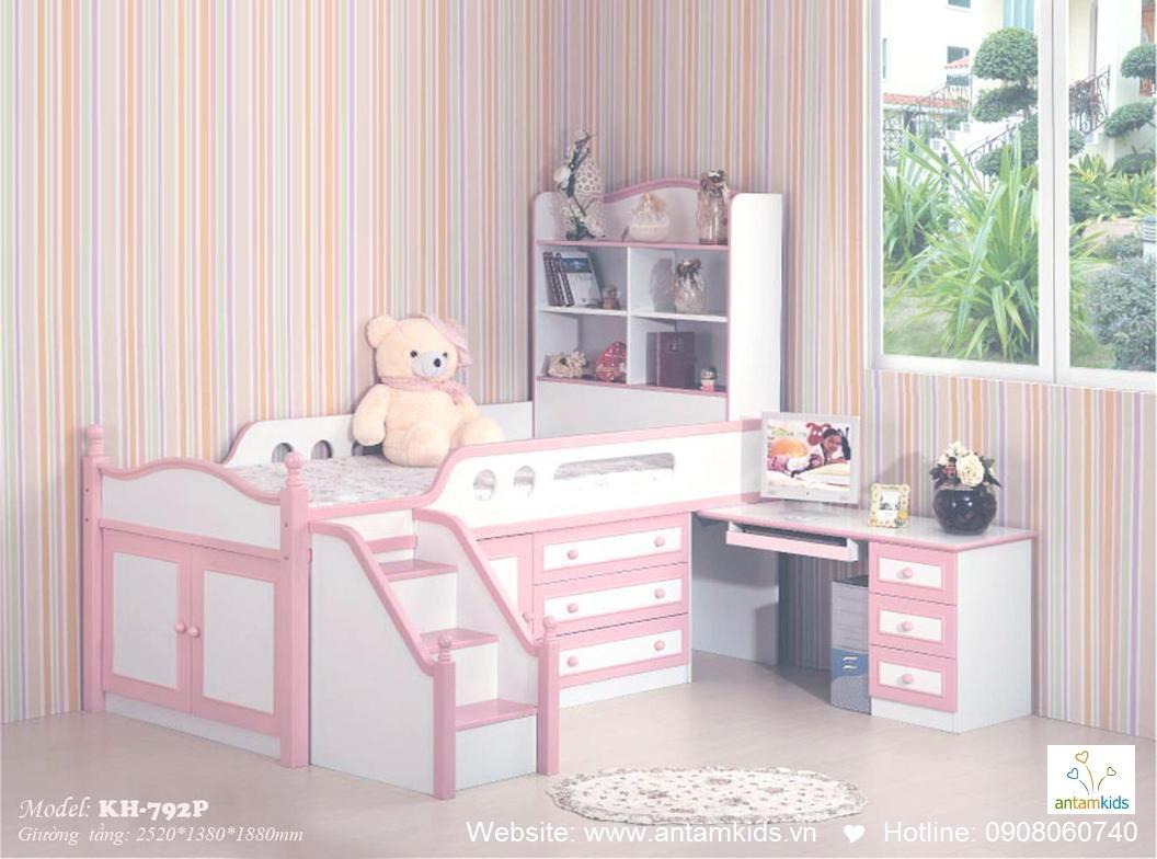 Giường tầng trẻ em KH-792P