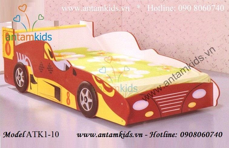 Giường ô tô cho bé trai giá rẻ, Giường ngủ ôtô cho bé trai giá rẻ nhất