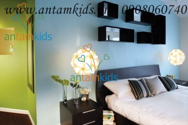Đèn trang trí phòng ngủ tuyệt đẹp DTT01
