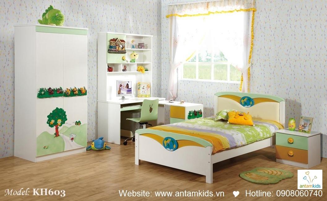Phòng ngủ trẻ em KH603