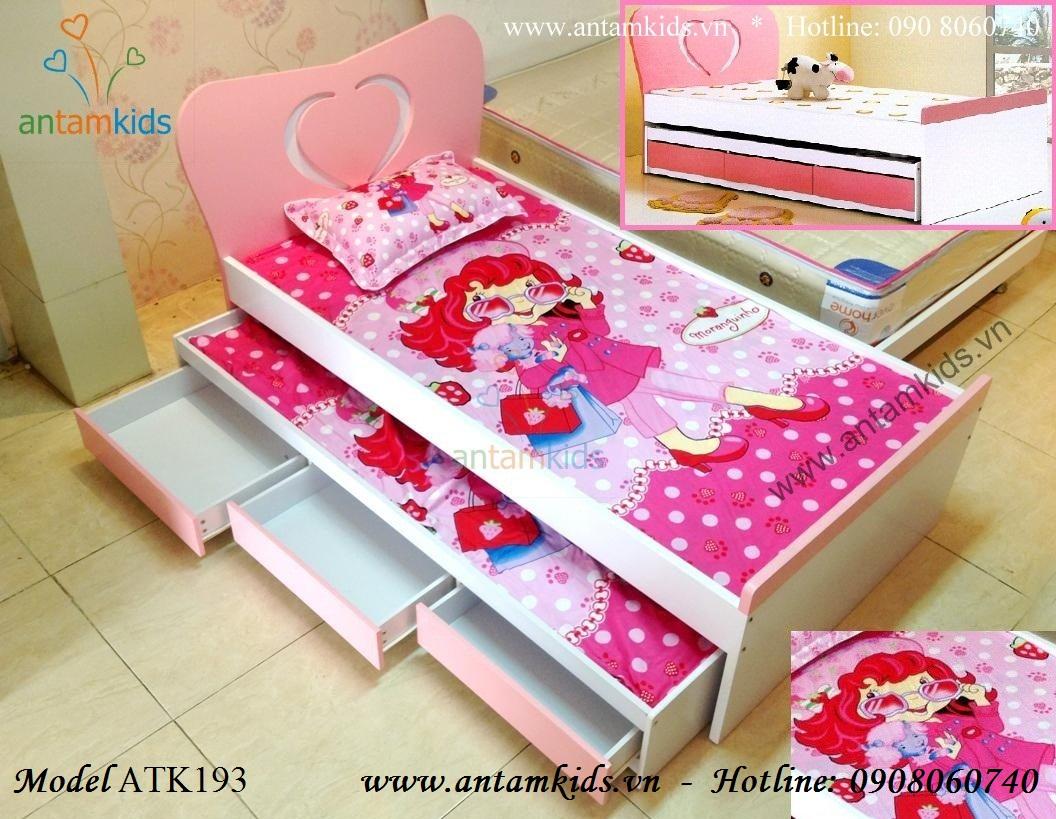 Giường tầng Trẻ em, Giường 2 tầng, Giường 3 tầng cho bé trai bé gái Đẹp TOP 1