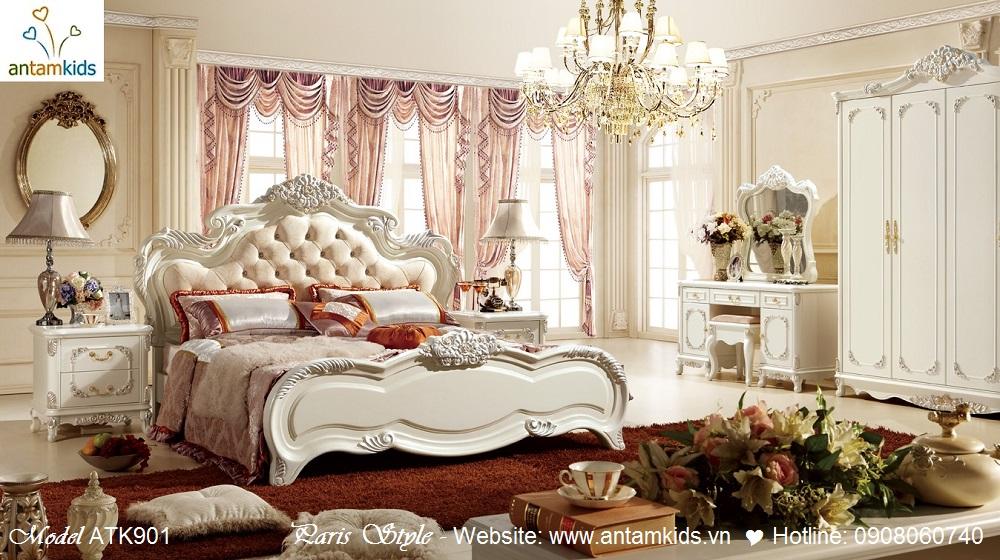 Nội thất cổ điển Pháp-Paris Style ATK901