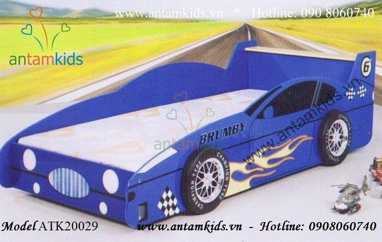 Giường ngủ hình xe ôtô F20029