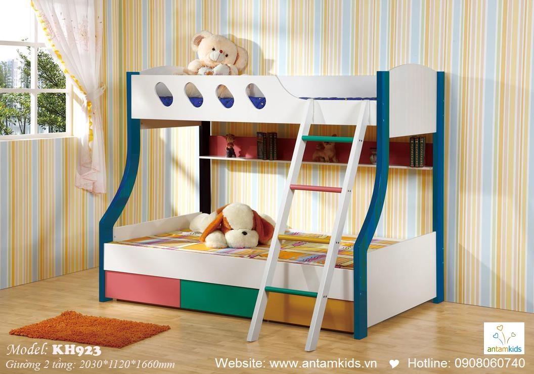 Giường tầng trẻ em KH923