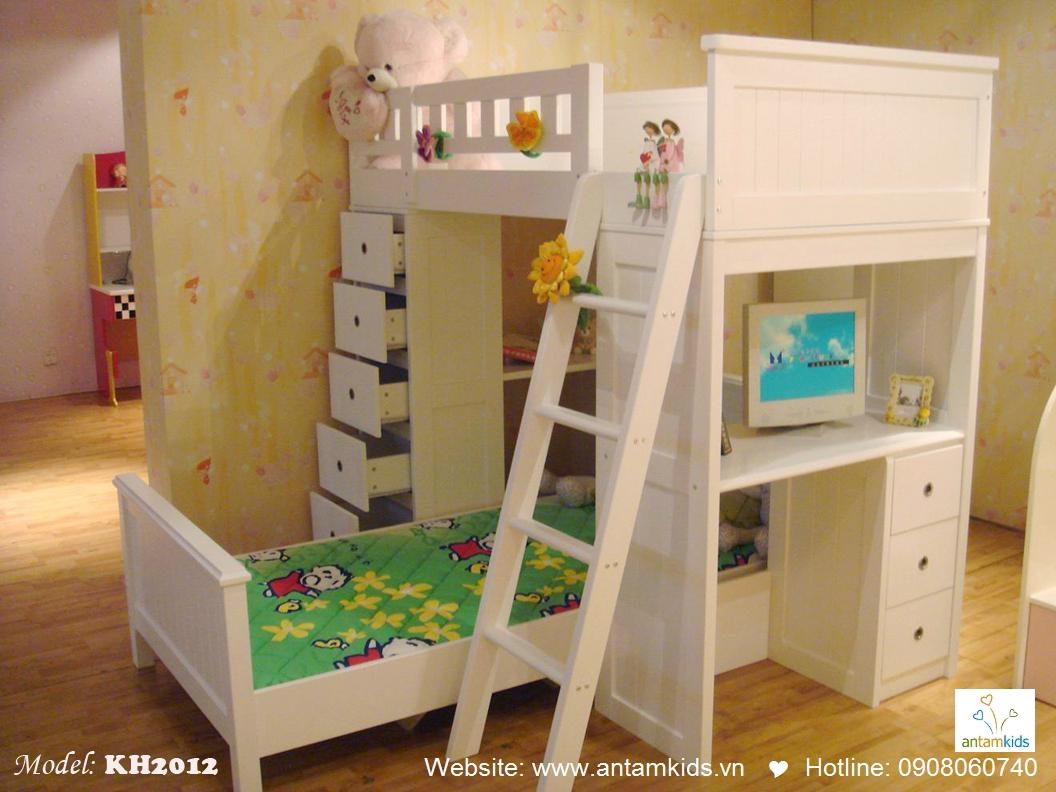 Giường tầng trẻ em KH2012