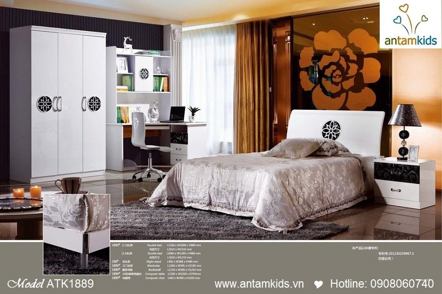 Noi that phong ngu, nội thất phòng ngủ, phòng ngủ đẹp, phòng ngủ hiện đại nhập khẩu, bộ phòng ngủ đẹp nhất 2013 - AnTamKids.vn