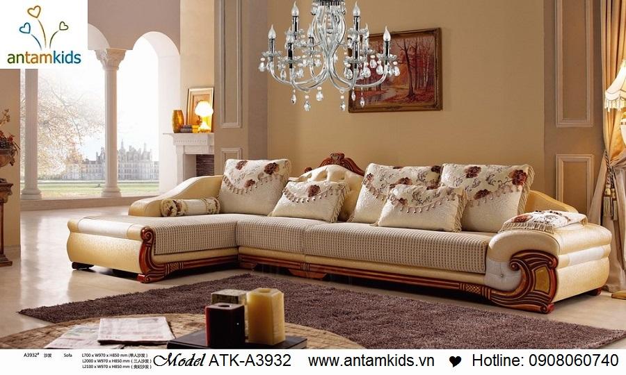 Sofa đẹp Rose ATK-A3932 RẺ ĐẸP giá tốt nhất thị trường  Noi That  AnTamKids.vn