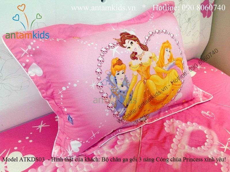 Chăn ga gối trẻ em ATKDS03 cùng nhiều bộ chăn ga gối đệm cho bé, chăn ga gối hoạt hình, chăn ga gối style Hàn quốc tuyệt đẹp GIÁ TỐT NHẤT, Hà Nội: 0908060740