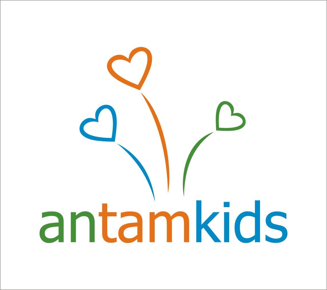 logo noi that tre em va gia dinh antamkids, logo antamkids, nội thất trẻ em và gia đình antamkids
