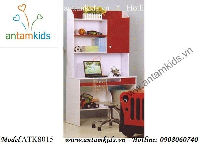 Giường xe oto car màu đỏ  ATK8015