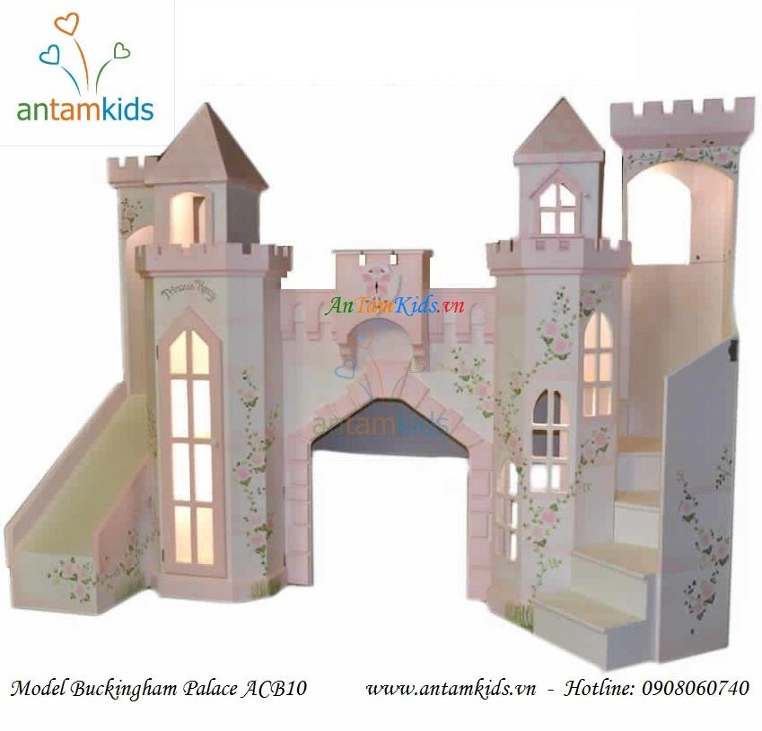 Giường ngủ cung điện Buckingham Palace ACB10