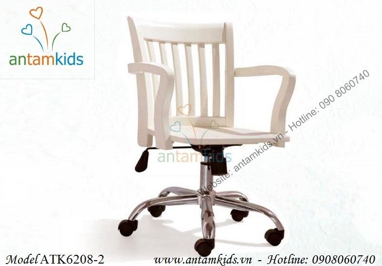 Ghế ngồi học xoay cho bé ATK6208-2