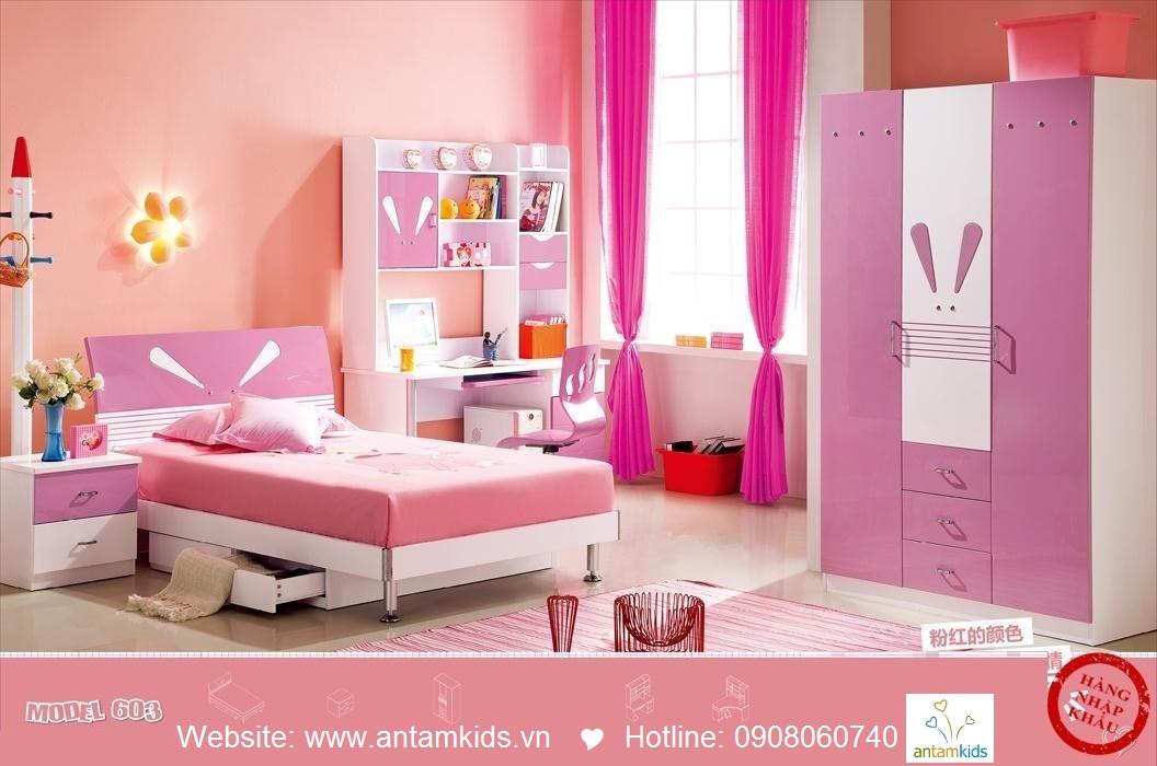 Phòng ngủ trẻ em H603