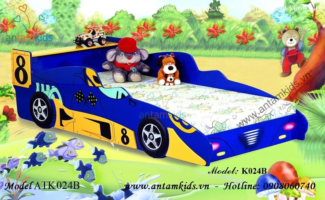 Giường ngủ hình ôtô ATK024B