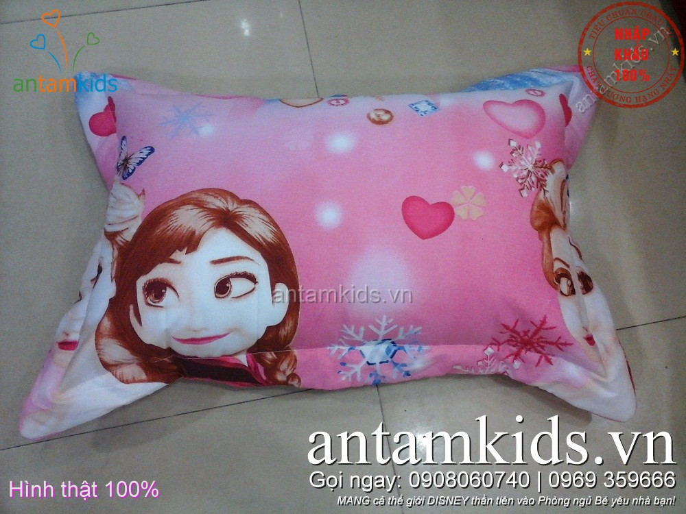Goi om cho be Frozen Anna Elsa