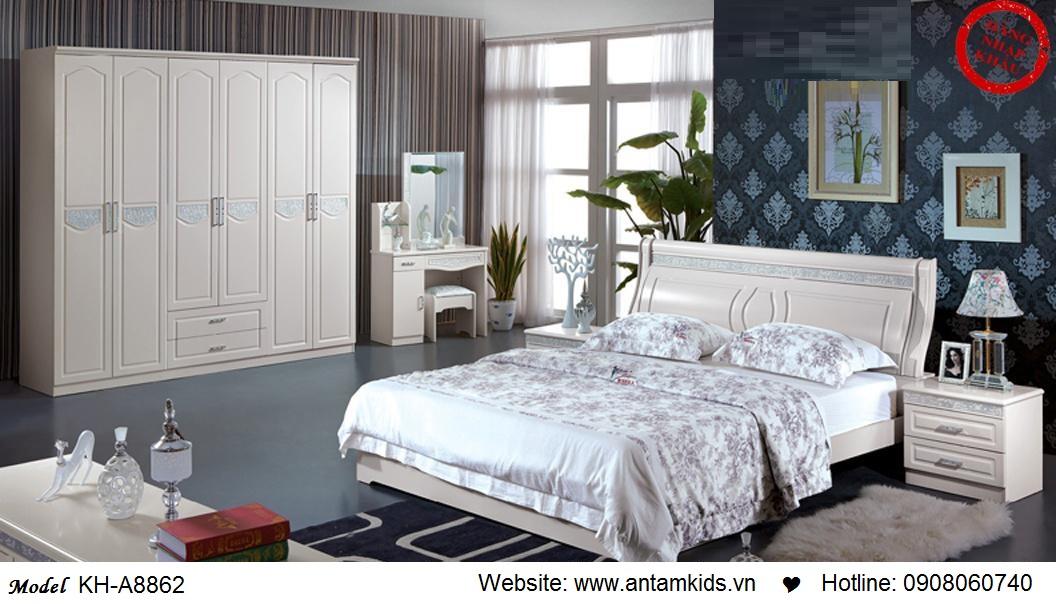 Phòng ngủ KH-A8862, noi that phong ngu, phong cuoi dep