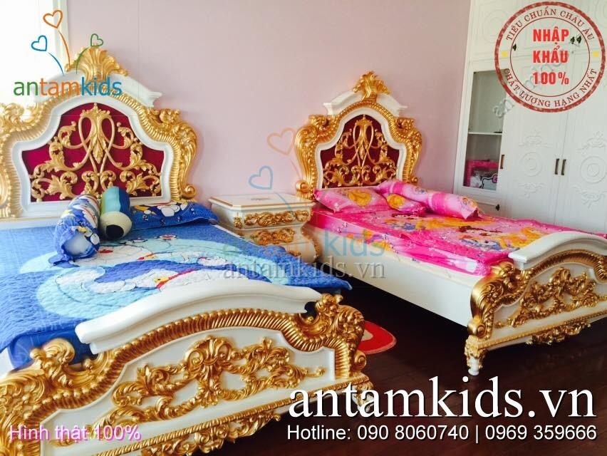 Bộ Chăn ga gối trẻ em mền drap cho bé trai bé gái Disney-AnTamKids.vn