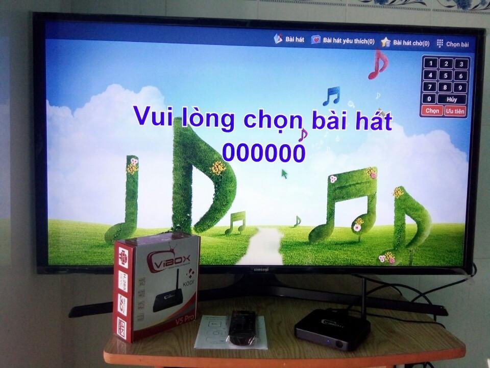 Vibox V5 Pro Android TV Box Thuong Hieu Viet cau hinh khung gia re duoi 15 trieu dong