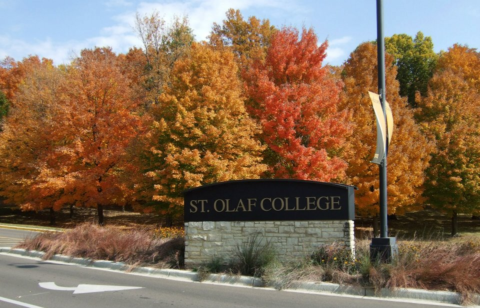 st olaf essay Literature is one of the most compelling ways humans have recorded and reflected on their lives, imagined different worlds, and communicated with each other.