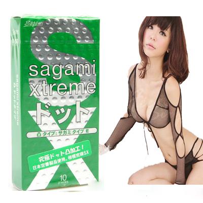 Sagami type E Green cho bạn cảm giác an toàn và thoải mái