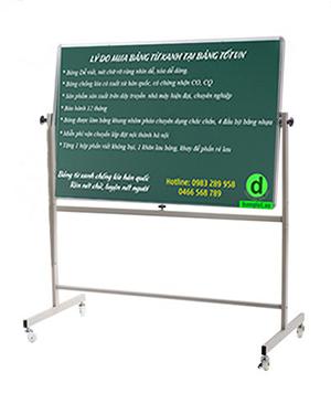 mua bảng từ xanh di động 2 mặt lật Đắk Lắk