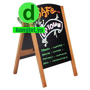 bảng menu gỗ