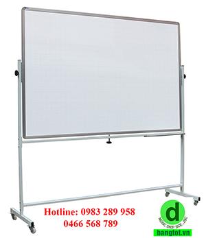 bảng 2 mặt lật trắng