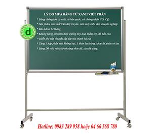 bảng từ xanh có chân ninh bình