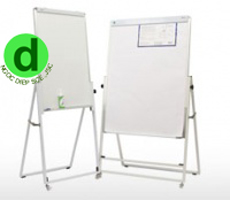BẢNG FLIPCHART UP SIDE DOWN 0.9x1.2M