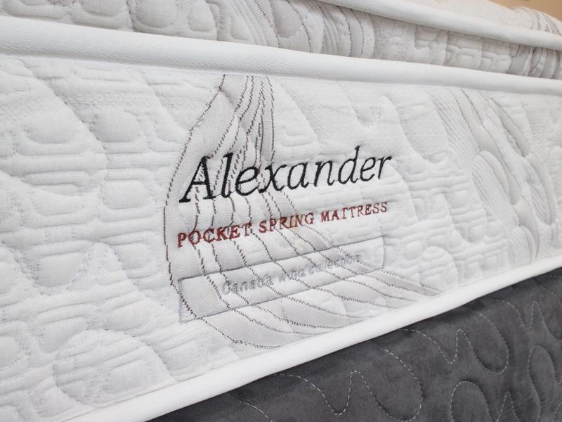 Đệm lò xo alexander đêm đến cảm giác êm ái cho người nằm