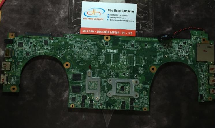 Mainboard Dell 5460 share mặt sau