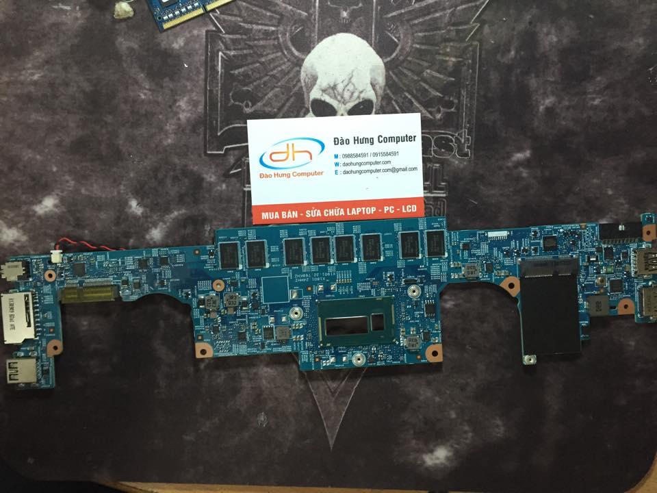 Mainboard Dell Inspiron 7437 Core i5 4210u Onboard