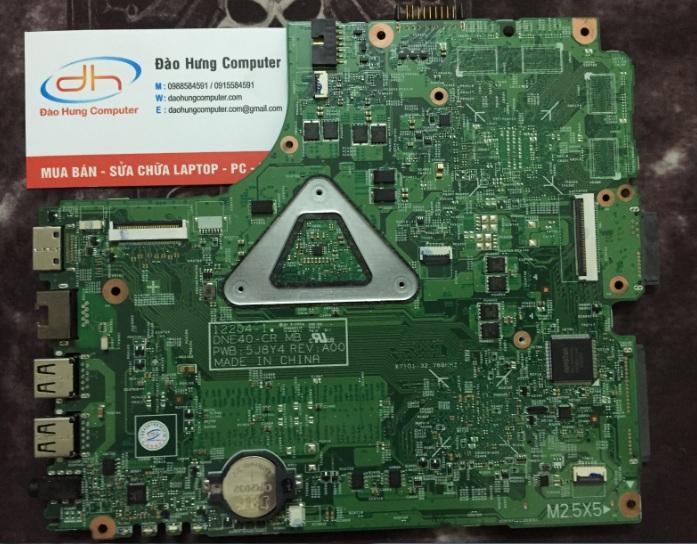 Mainboard Dell Inspiron 3421 share mặt sau