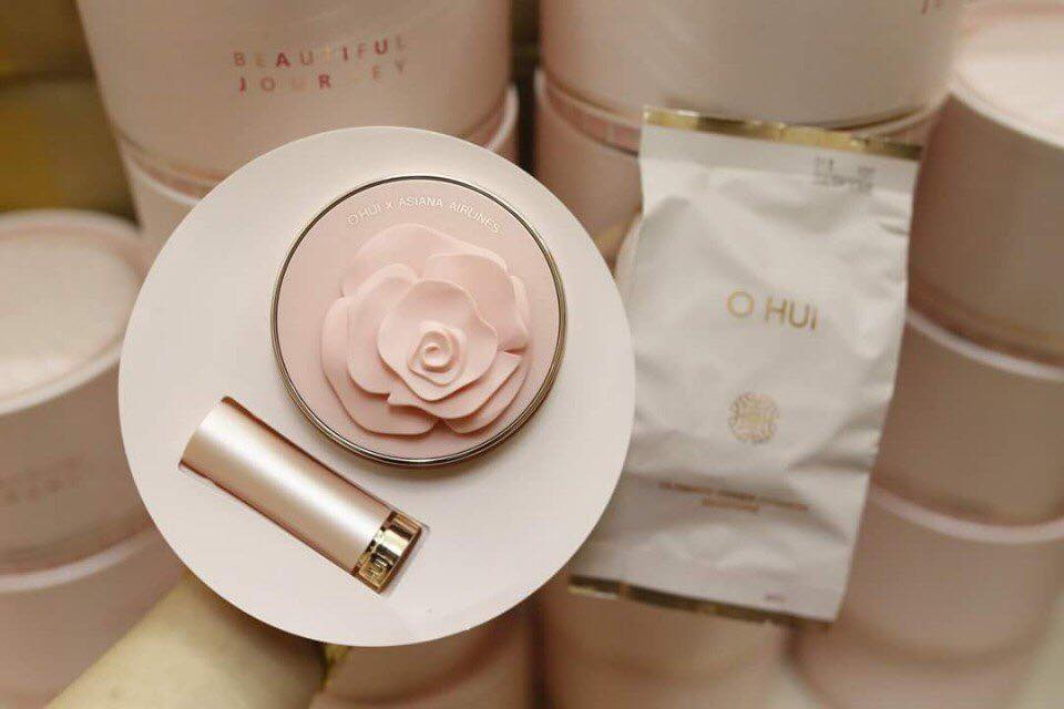 Phấn nước OHUI Ultimate Cover Cushion 50SPF