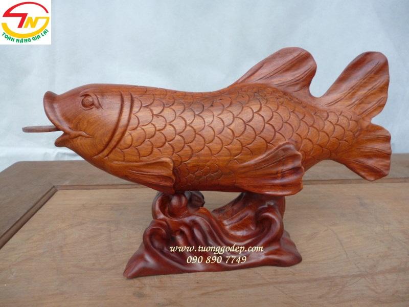 Cá kim long phong thuy