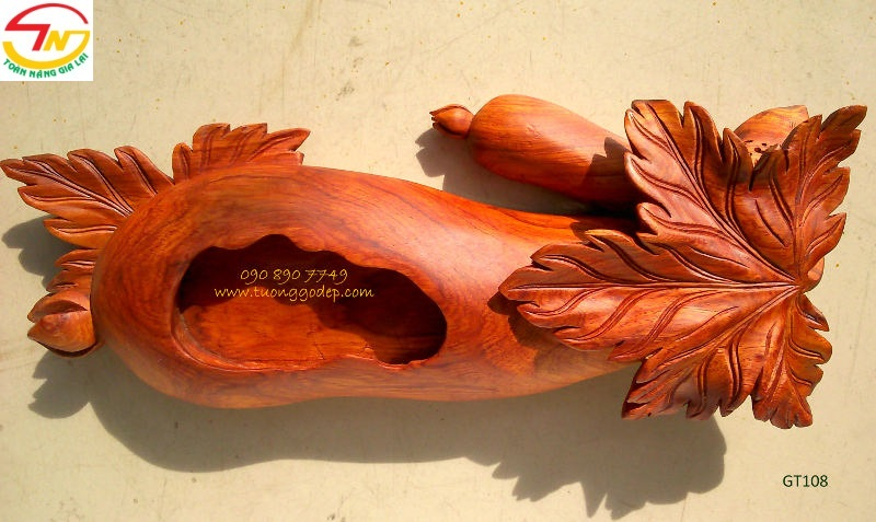 Gạt tàn thuốc lá bằng gỗ