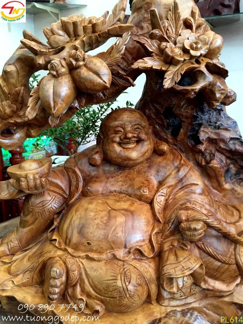 Phật Di Lặc xá xị