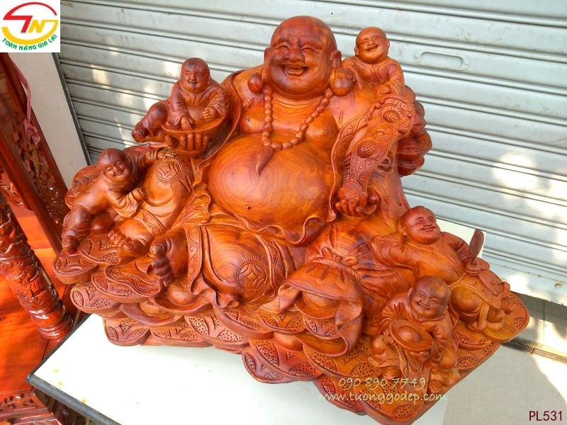 Phật Di Lặc ngũ Phúc