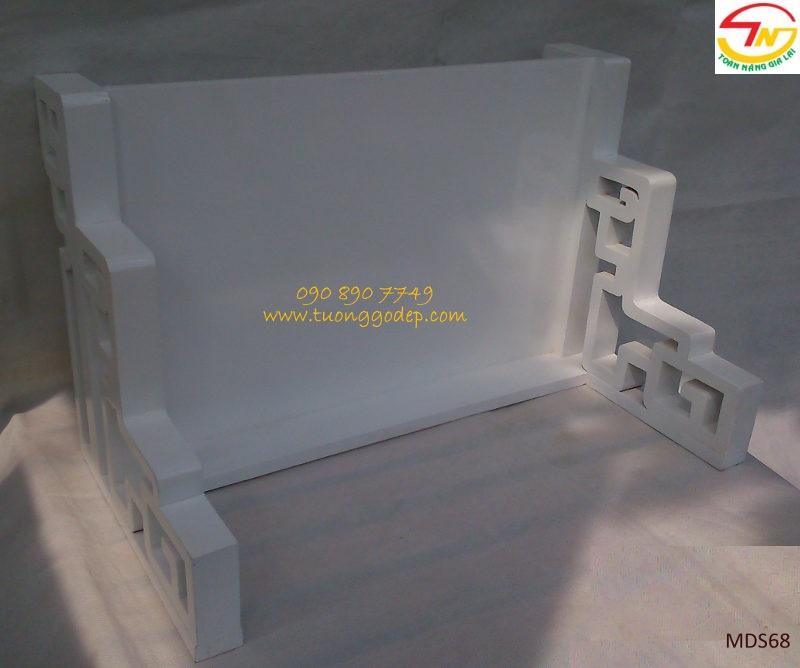 bàn thờ dành cho nhà phố