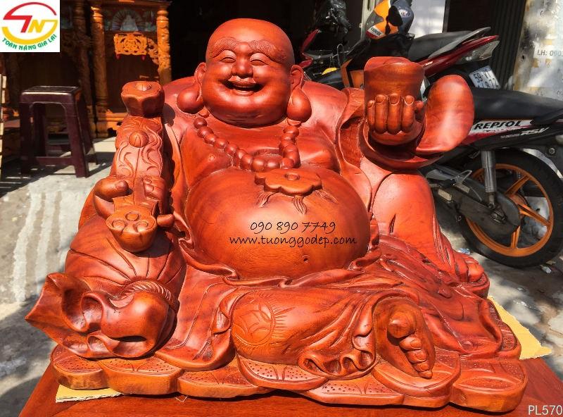 Phật Di Lặc viên mãn