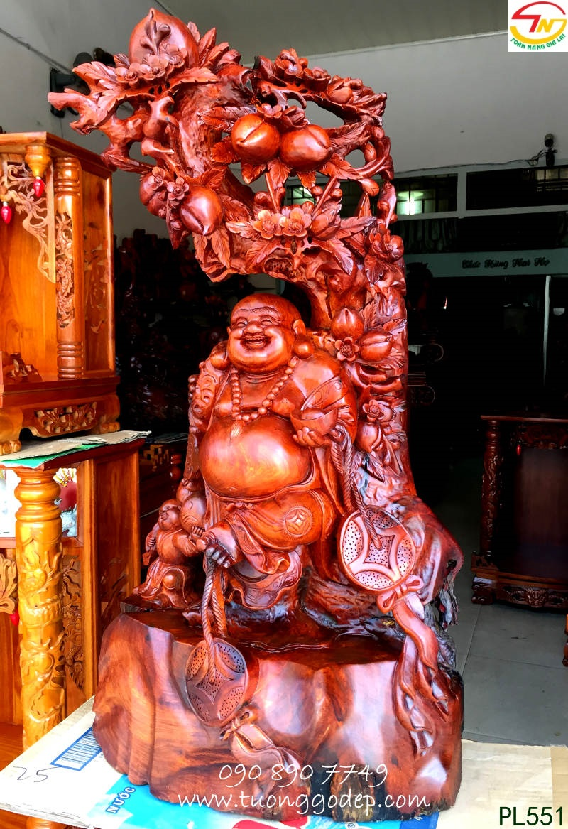 Phat Di Lac go huong