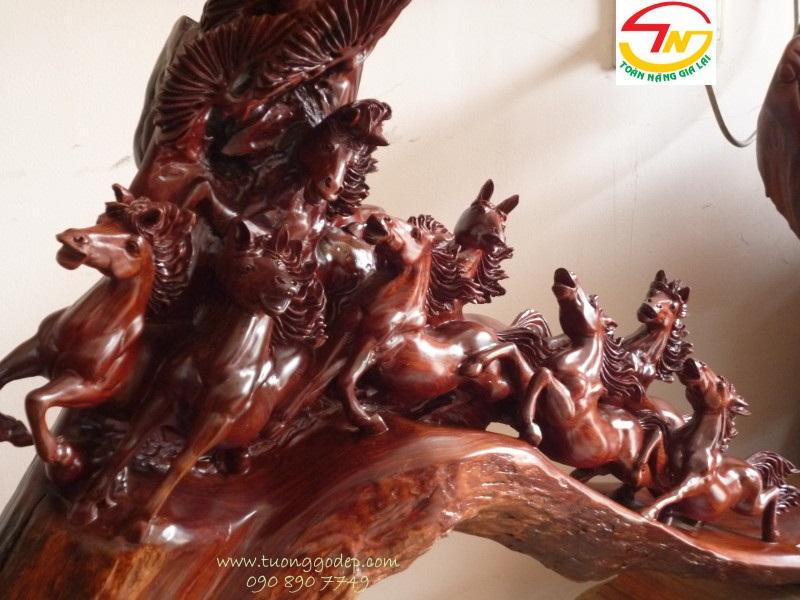 cầu ngựa gỗ cẩm